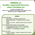Workshop 4.0 | Energia 4.0: benefici e opportunità del nuovo piano Transizione 4.0